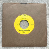 "(7"") Fred / Love Can Last Forever  <soul / sweet>"