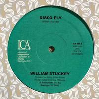 "(12""/ USED) William Stuckey / Disco Fly  <Funk / boogie / disco>"