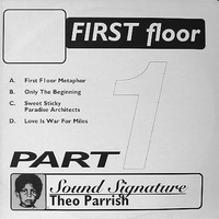 (2LP) THEO PARRISH / First Floor part1