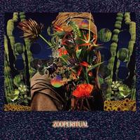(CD) GROUN土 / ZOOPERITUAL        <tribal / house >