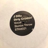 """(7""""/ USED) J Dilla / Crushin' <hiphop / rap>"""