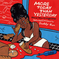 (MIXCD) Daddy-Kan / MORE TODAY THAN YESTERDAY  <mix>