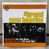 "(7"") The Brand New Heavies / Bonafied Funk feat.Main Source <HIPHOP / RAP>"
