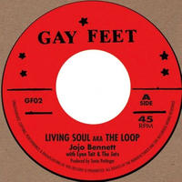 "(7"") Jojo BENNETT / Living Soul aka The Loop  <rocksteady / reissue>"