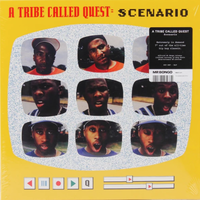 "(7"") A TRIBE CALLED QUEST / SCENARIO  <HIPHOP / RAP>"