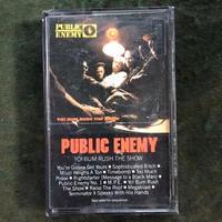 (TAPE) Public Enemy /  Yo! Bum Rush The Show   <HIPHOP / RAP>
