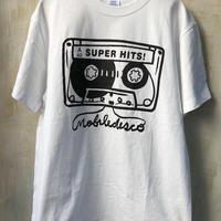 (T-shirts) mobiledisco TAPE Tee  - XL -