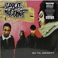 """(7"""") souls of mischief / 93 til infinity (hiphop)"""