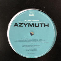 "(12""/ used) Azymuth  / Jazz Carnival  <jazz / fusion / brasil>"