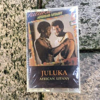 (TAPE) Juluka ‎/ African Litany  <world / africa>
