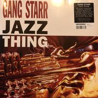 "(7"") GANG STARR / JAZZ THING  <hiphop/rap>"