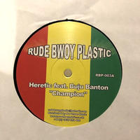 "(12""/ USED) Heretic ‎/ Champion Remix <ragga jungle>"