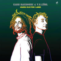 (2LP) Rabii Harnoune & V.B.Kuhl title:Gnawa / Electric Laune <world / gnawa>