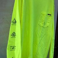 (T-shirts) MOBILEDISCO BALI Mountain Sign L/S Tee - XL -