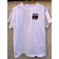(T-shirts) mobbile deepsco  Long sleeve Tee  White  -M / L / X L -