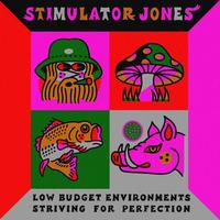 (LP) Stimulator Jones /  Low Budget Environments Striving for Perfection <hiphop>
