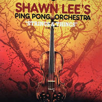 (2LP / used) Shawn Lee's Ping Pong Orchestra ‎/ Strings & Things