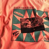 """再入荷!!(T-shirts) OBRIGARRD 7""""jacket Tee NEON PINK"""