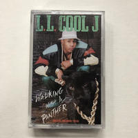 (TAPE / USED) L.L. Cool J /  Walking With A Panther   <HIPHOP / RAP>