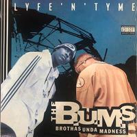 (2LP/ USED) THE B.U.M.S / Lyfe'N'Tyme <hiphop / rap>