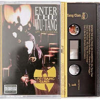 (TAPE) WU TANG CLAN / Enter The Wu-tang (36chambers)   <HIPHOP / RAP>