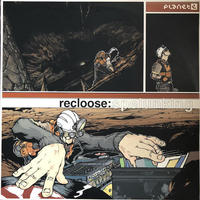 """(12""""/ used) Recloose / Spelunking EP  <house / downtempo>"""