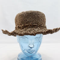 Straw Hat(ブラウン)