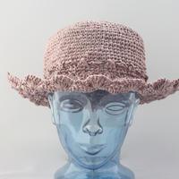 Straw Hat(ピンク)