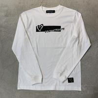 New Logo L Tshirt 2004  C/# WHITE