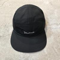 D18019《Nylon Jet  CAP》C/#BLACK