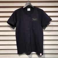 D18006《Pocket Tshirts》C/# NAVY