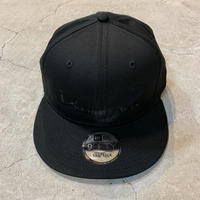 D19011《NEW ERA BB CAP》C/# BLK×BLK