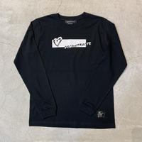 New Logo L Tshirt 2004  C/# BLACK