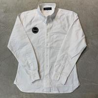 Oxford Buttondown Shirt 2005  C/# WHITE