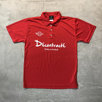 Dry Silky Touch Poloshirt 18008 C/#  RED