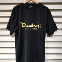 D17013《Basic Dry Shirts》C/# NAVY×YELLOW