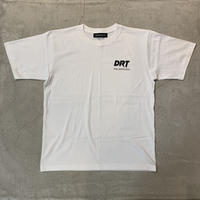 1Point DRT Tshirts 2008  C/# WHITE