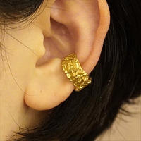 satela 砂模様 イヤーカフ (ゴールド) 片耳販売
