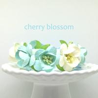 花冠「sakura blue」【L】サイズ