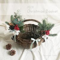 Christmas Basket:グリーンプレート