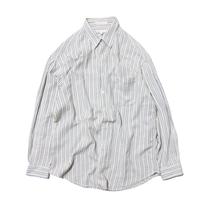 Perry Ellis / Jacquard Stripe Shirts