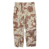 US ARMY / Desert Camouflage BDU Trousers M-S