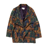 Samantha David / Paisley Tailored Jacket