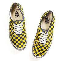 Vans / Authentic Checkerboard US8.5 26.5cm