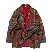 Unknown / Paisley Tailored Jacket