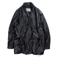 Excelled / Design Leather Jacket