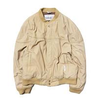 Windbreaker / Derby Type Cup-shoulder Jacket