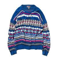 Mache / 3D Acrylic Sweater