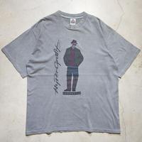 90's GENELLA Hyper Grafix S/S T-shirts ハイパーカラー XL