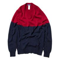 Patagonia / V-Neck Wool Sweater